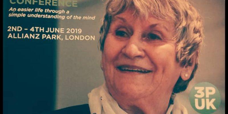Elsie Spittle 3p London Conference