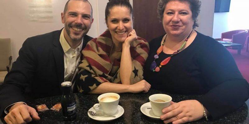Chiara Grandin, Alessandro Saramin, Annalisa Salmaso