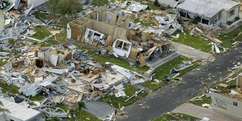 Scenario post devastazione